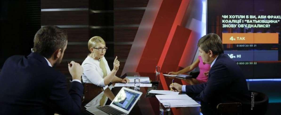 Юлія Тимошенко: Земля продається тільки в тих країнах, де слабо розвинута влада