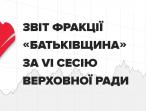 «Батьківщина» звітує перед народом України