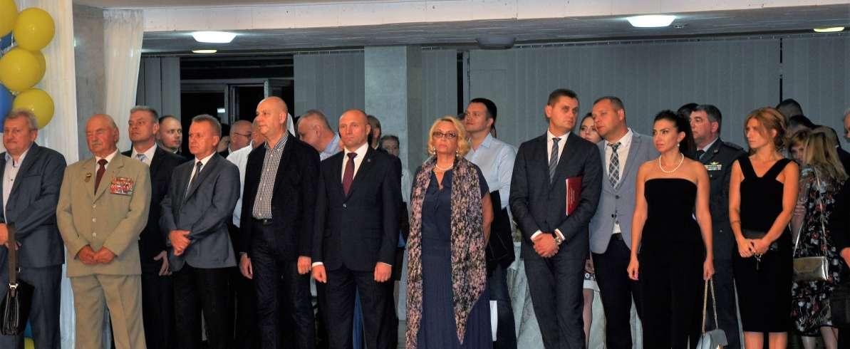У Черкасах Олександра Кужель закликала місцевих політиків об'єднатися