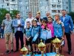 """Завдяки черкаським """"батьківщинівцям"""" у Черкасах відкрили унікальний спортивний майданчик"""